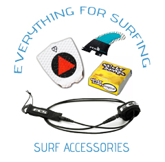 Surf Accessories in Santa Teresa
